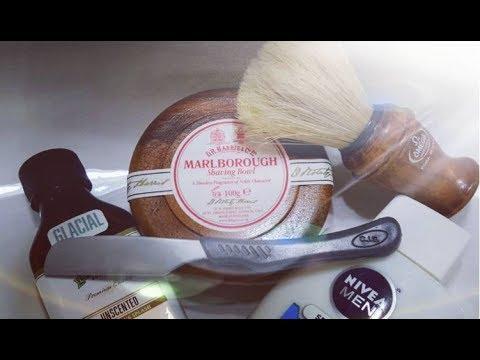 SOTD: 16th Kamisori Shave with D.R. Harris Marlborough