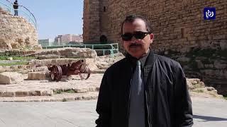 سياحة الكرك تسعى لحل أزمة السير بمحيط القلعة - أخبار الدار