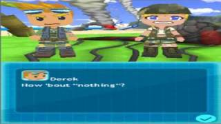My Sims Sky Heroes Nintendo DS Gameplay Mission One HD!!!