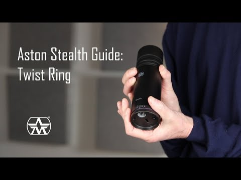 Aston Stealth Guide: Twist Ring