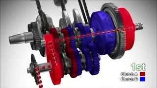 Honda Dual Clutch Transmission with NC700S, NC700X & Integra