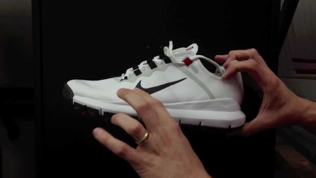 separation shoes a8118 ed2a8 First Video Look  Nike TW 13 Free Golf Shoes - YouTube