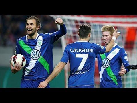 Download Wolfsburg 3 - 1 Inter All goals & Highlights 13-03-2015 VERY VERY COOL