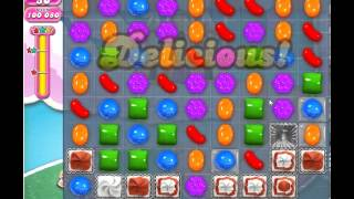 Candy Crush Saga Level 290 - 3 Star - no boosters
