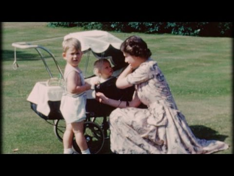 """""""He Walks Like George!"""" - Elizabeth At 90 - A Family Tribute: Preview - BBC One"""