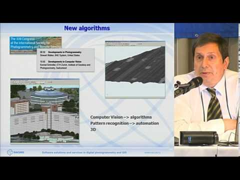A. Sechin. Trends in Digital Photogrammetric Workstations