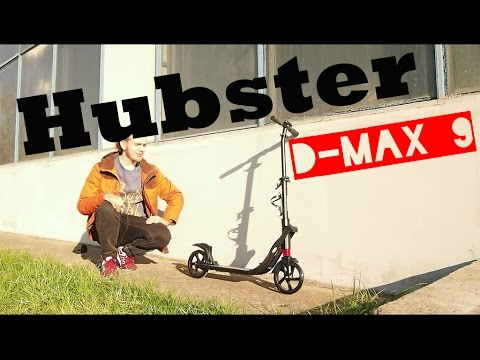 Самокат Hubster D-max 9