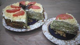 Обалденный торт из кабачков!!!