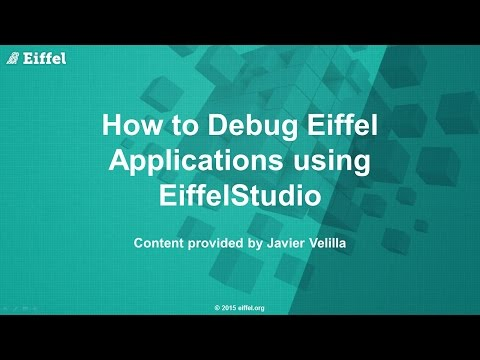 How to debug Eiffel Applications using EiffelStudio