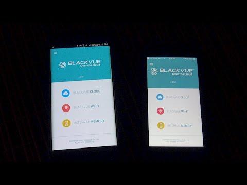 BlackVue DR650S-2CH Dash Cam: (Pt. 2 BlackVue Mobile App & Viewer)