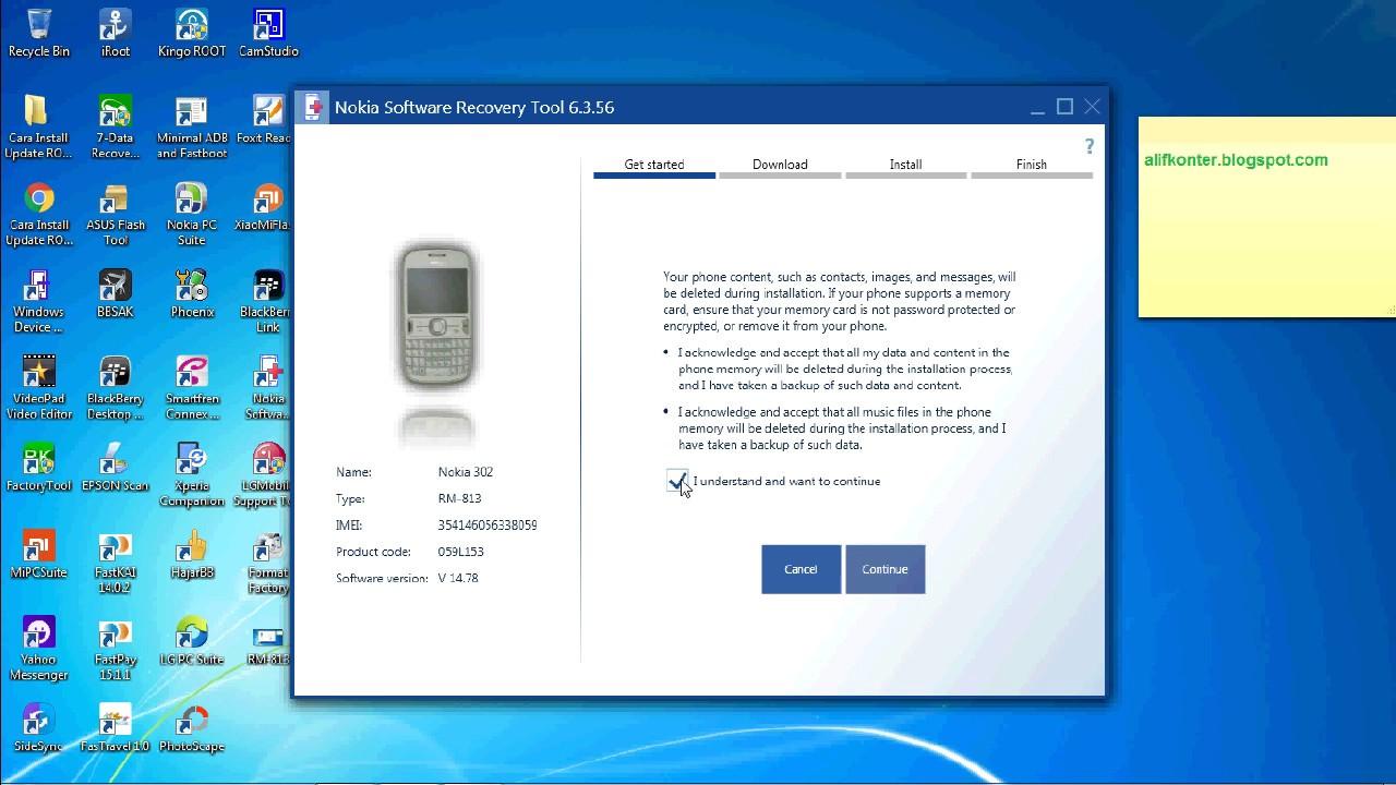 Nokia asha 302 update error youtube.