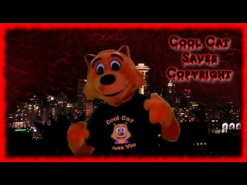 Cool Cat Saves Copyright ★Geeking Off Podcast℠★