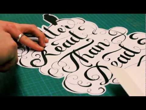Graphic Design @ DCE (Design Center Enmore)