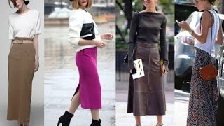 МОДНЫЕ ЮБКИ ВЕСНА ЛЕТО 2017 Фото Тренды Женских Юбок HAUL Fashion Trends 2017 Skirt LOOKBOOK