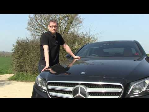 Mercedes-Benz E220d AMG Line Review from TheChauffeur.com