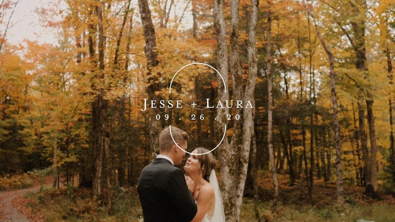 With You I Have Found MY GREAT LOVE | Intimate Muskoka Cottage Micro-Wedding