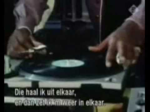 DJ Grandmaster Flash 1986 South Bronx Interview + Demo (Rap, Hip Hop, Hiphop, DJ, Turntable-ism)