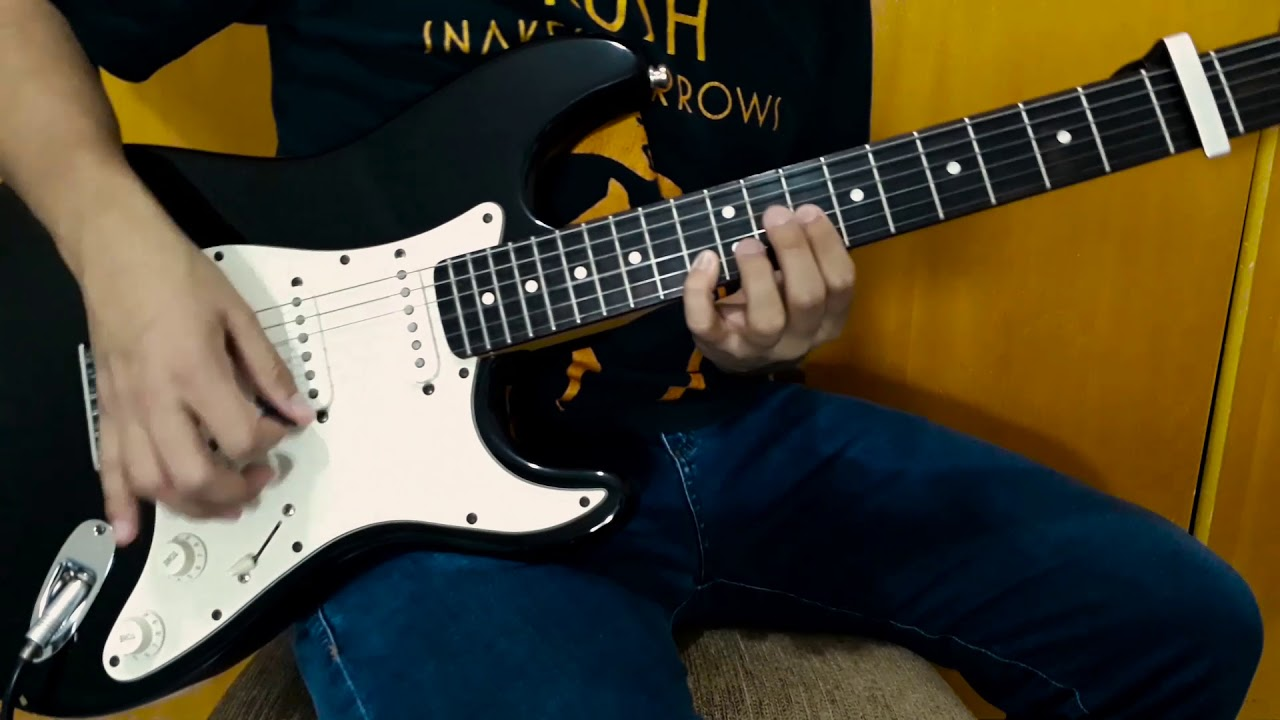 e455c9caa5a Rival Sons - Feral Roots - Guitar Cover - YouTube