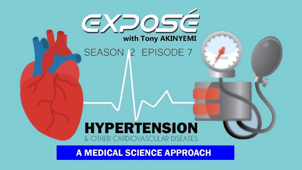 Download Exposé S2 E7 | Hypertension & Other Cardio Vascular Diseases (Part 4) | Tony Akinyemi | TSF Church