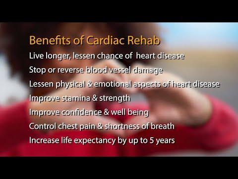 Cardiac Rehabilitation at Providence Mission Hospital