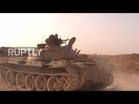 Syria: SAA repels