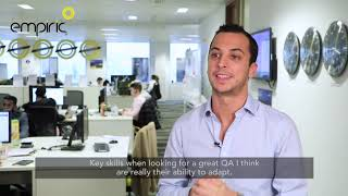 How is the role of a QA evolving