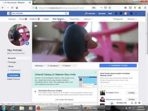Baru 2019, Cara Monetisasi Facebook dengan Adsense