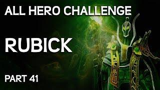 Bütün Kahramanlarla Mücadele Challenge Part # 41 - Rubick  Gameplay.