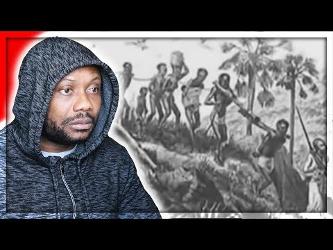 The Arab Muslim Slave Trade Of Africans, The Untold Story | REACTION!!!