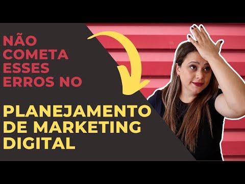 Não MATE seu planejamento de marketing digital