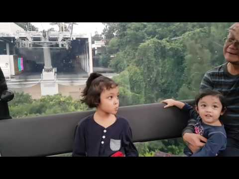 Cable car (Mount Faber)