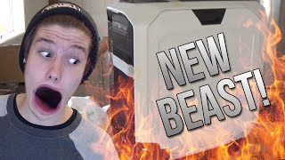 UNBOXING THE NEW BEAST!