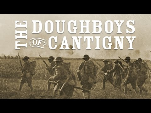 The Doughboys of Cantigny