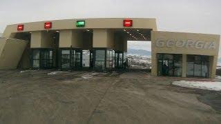 Пересечение границы Грузии (Border crossing Georgia)