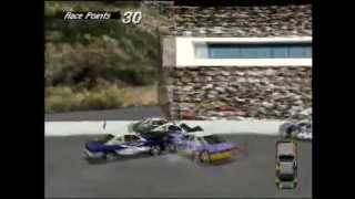 DESTRUCTION DERBY - THE BOWL (PLAYSTATION)
