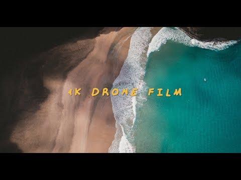 4k Aerial Drone Film - DJI Phantom 4 Pro