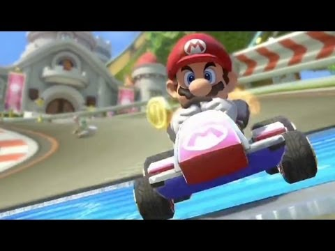 Mario Kart 8 - E3 2013 Trailer