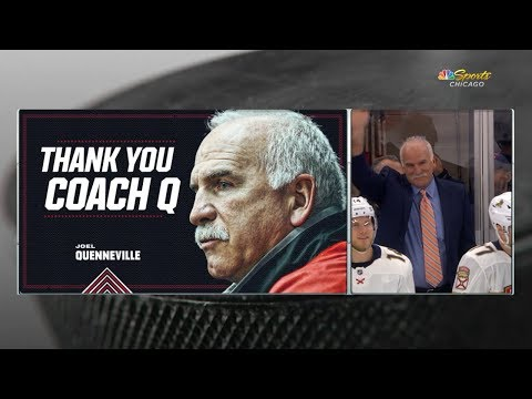 Coach Q tribute last night