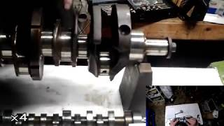 ASEKen Live Stream 3.1L Crankshaft measurements thumbnail