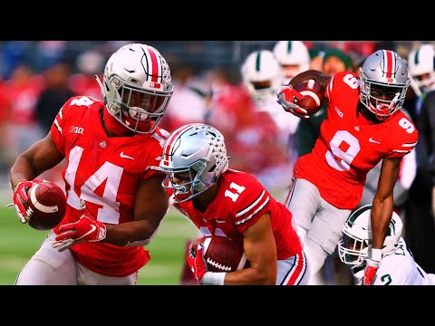 Ohio State Football Pump Up 2019-20 | Zone 6