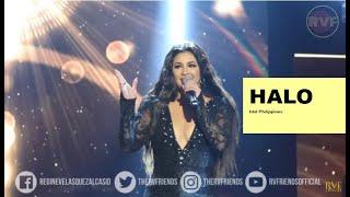 Regine Velasquez - Halo [Idol Philippines]