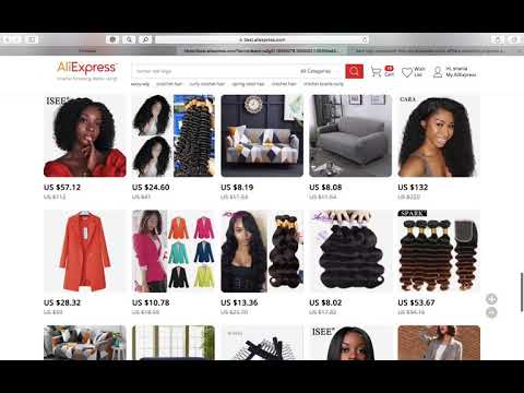 How to promote products directly from aliexpress to pinterest