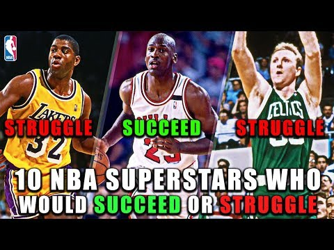 10 NBA Legends Who Would Still Be Superstars In Today's Game And 10 Who Would Struggle