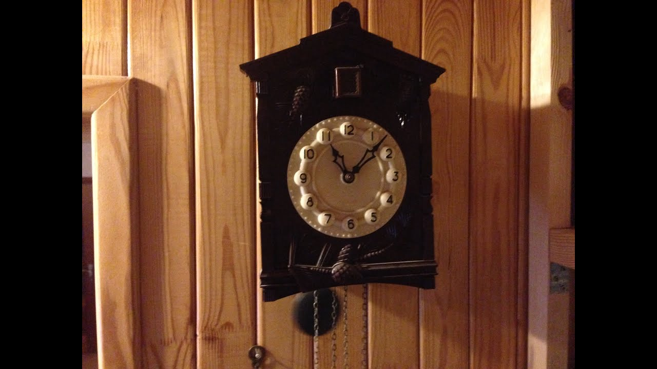 Ремонт часов с кукушкой своими руками фото 3