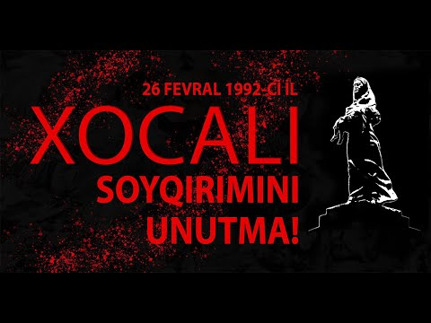 Biz Xocalı soyqırımını unutmadıq |Quran tilavəti| Hacı Rahib