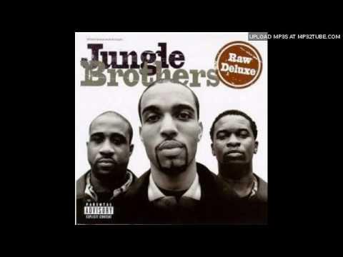Jungle Brothers - Where You Wanna Go