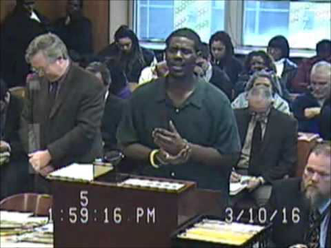 Convicted felon sings Adele to judge