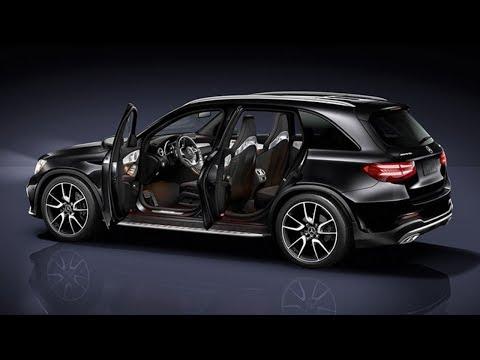 2019 Mercedes GLC Suv Introducing; All-New Mercedes GLC 300 4Matic Experience