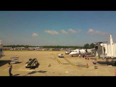 Norfolk Airport Gate B29