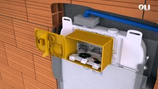 Oli74 Plus Simflex - Installazione